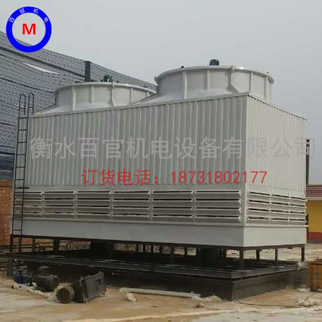 详细介绍冷却塔安装流程