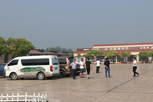 龙凤福园行业交流活动--天津行记