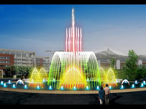 2014索契奧運會開幕式噴泉