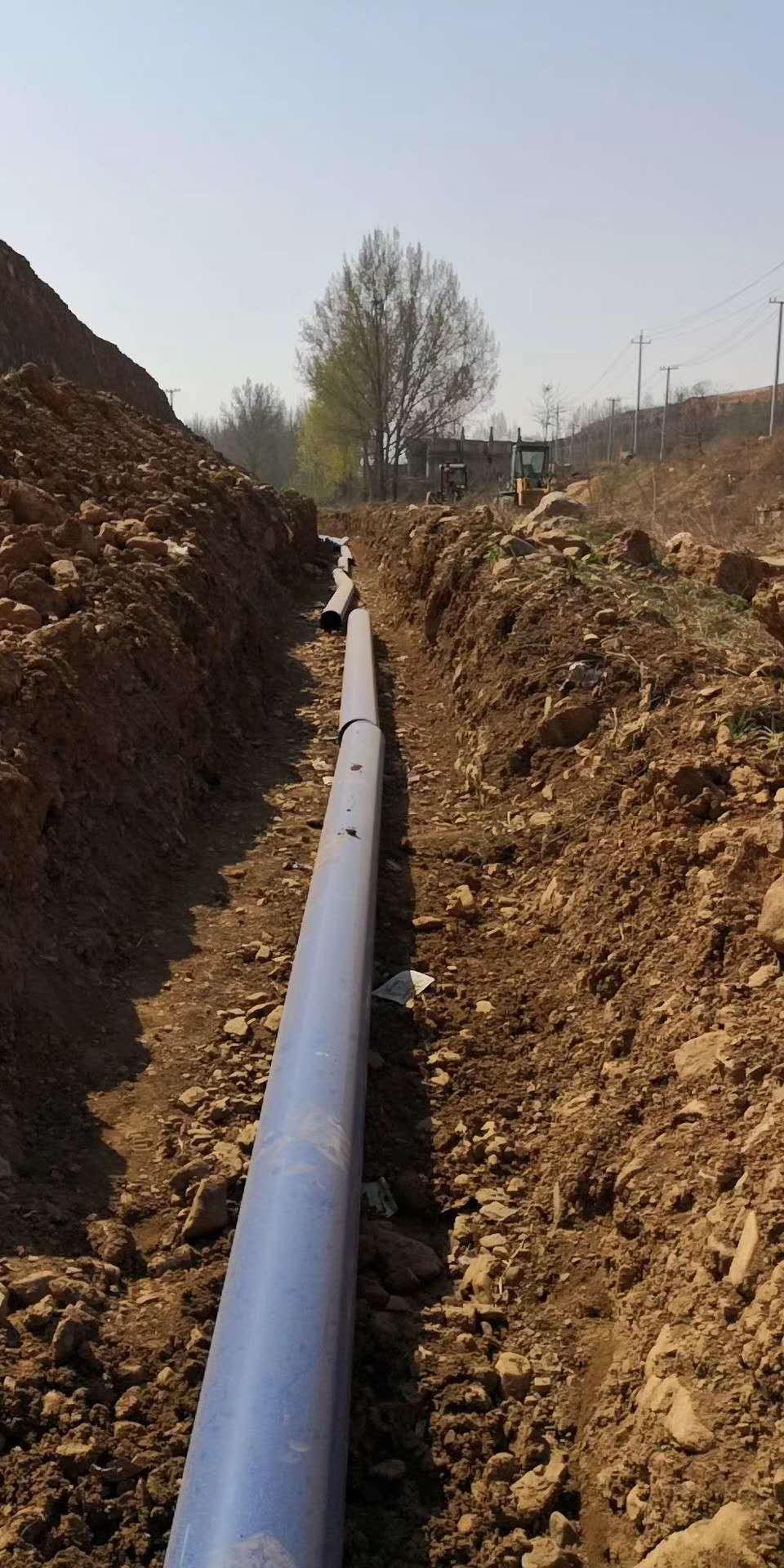 防腐饮用水管道施工