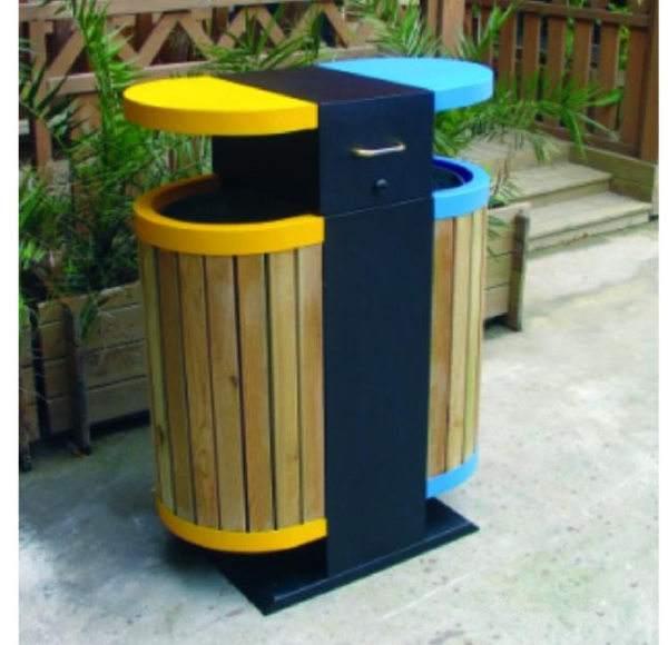 華夏奧園分類垃圾桶