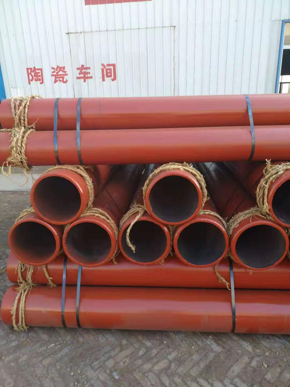 專業生產陶瓷耐磨管