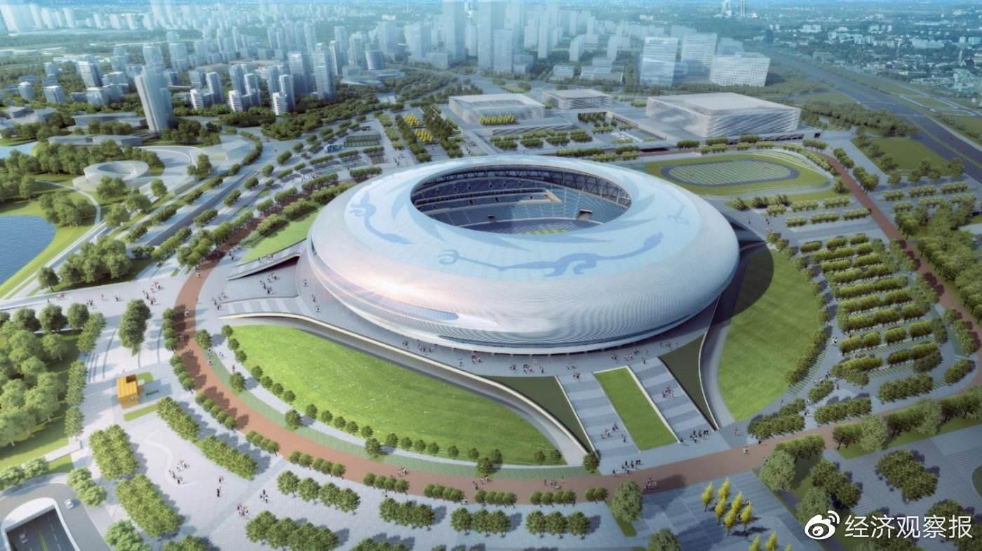 成都东安湖体育场