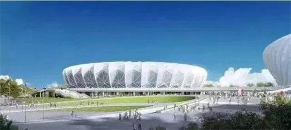 湖北省奥林匹克体育馆