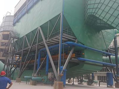 鋁廠電解凈化系統除塵器
