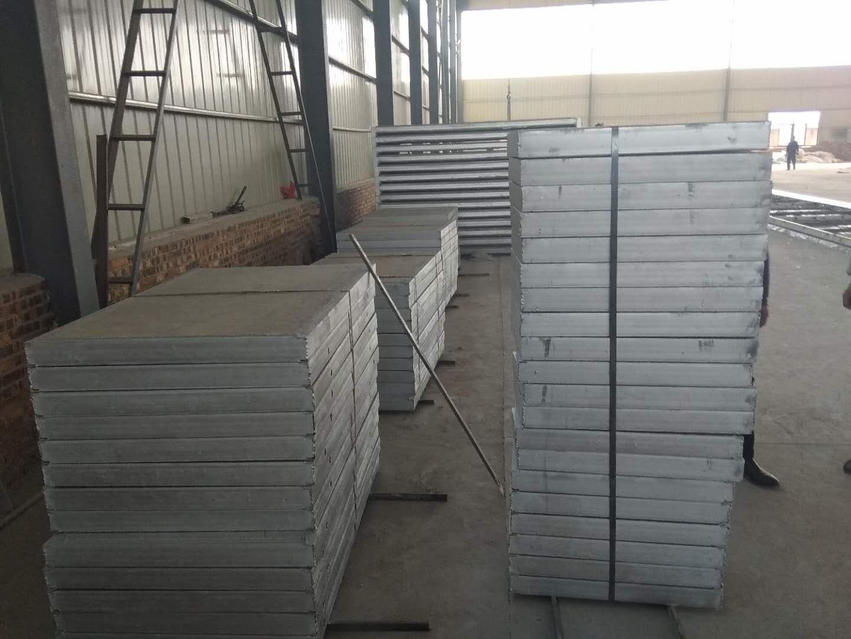钢骨架轻型楼层板