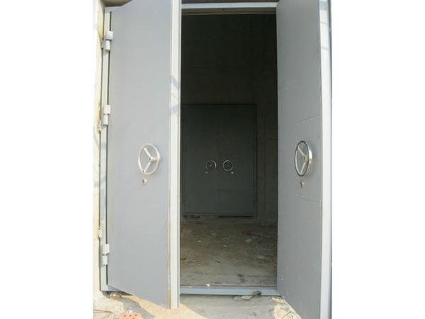 隧道防护门性能说明