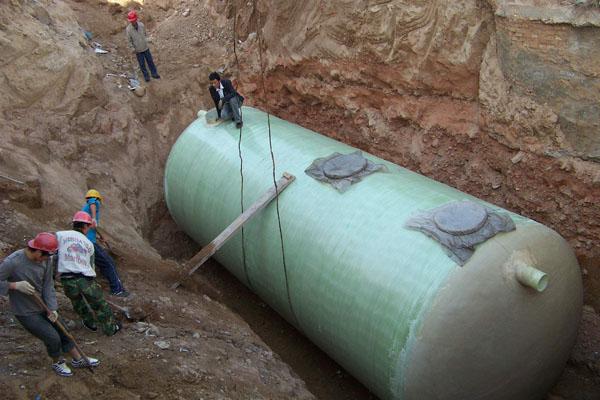 化粪池施工方案