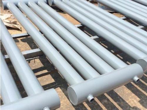 工業光排管散熱器
