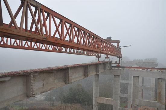 江蘇某橋梁工程