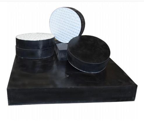橡膠板式支座