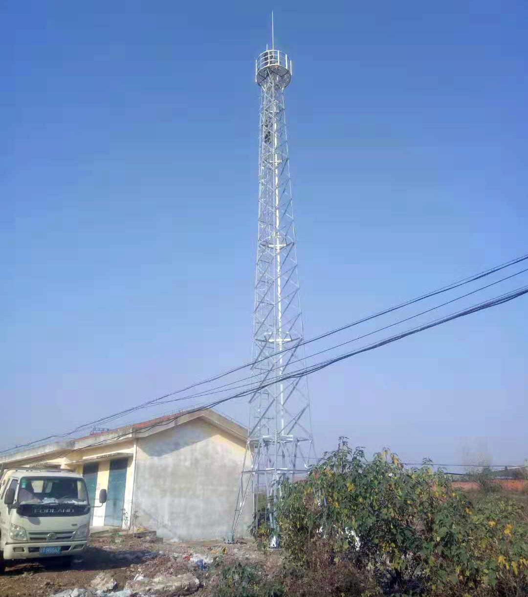 襄阳铁塔通讯塔