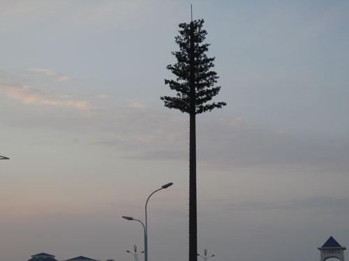 上饶仿生树通讯塔