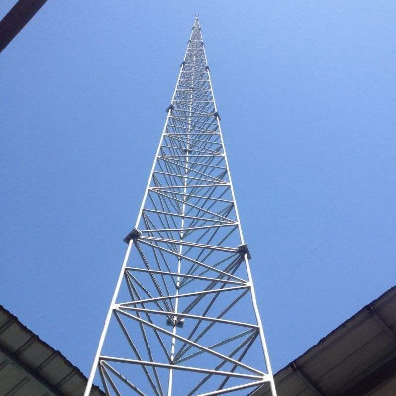 避雷塔、避雷针塔、钢结构避雷针、塔式避雷针