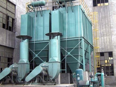 矿热炉袋式除尘器
