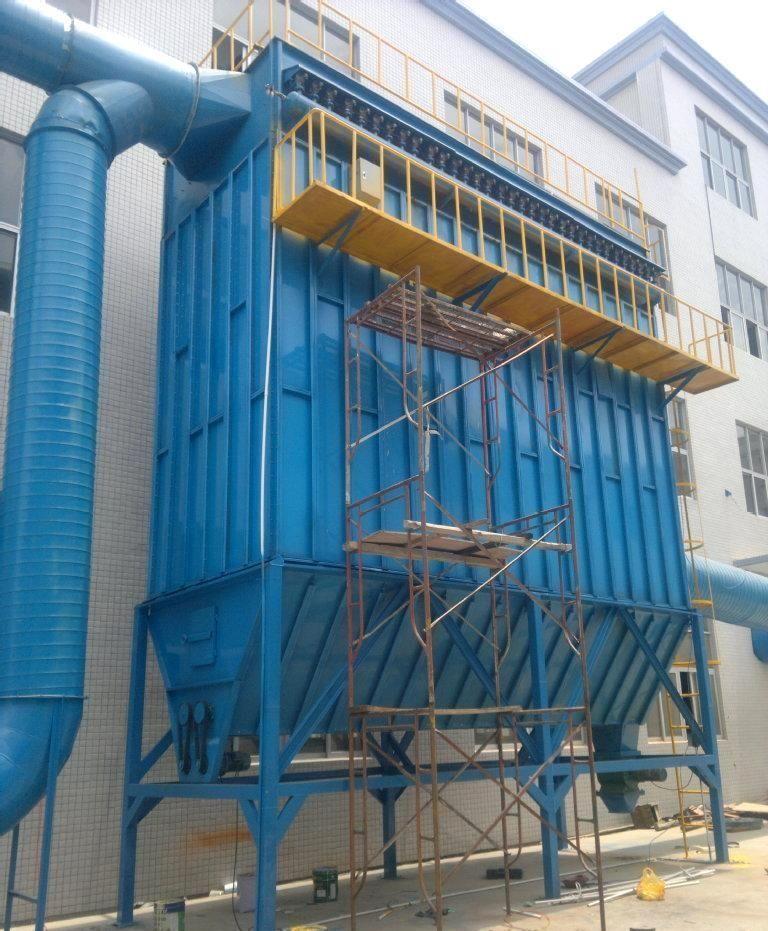 FMQD-III(ppc、ppw)气箱脉冲袋式除尘器