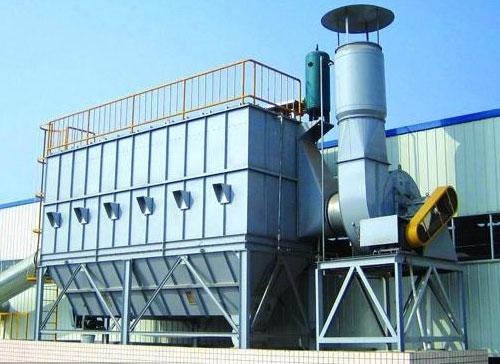LDM离线(在线)清灰脉冲袋式除尘器