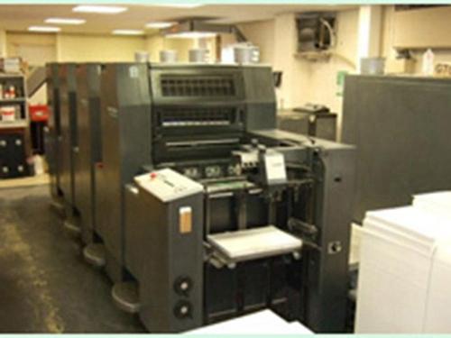 海德堡八開印刷機