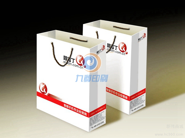 手提袋印刷品質與價格的差異