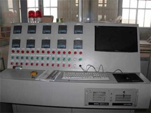 熱處理自動化操控臺