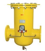 煤氣管道過濾器