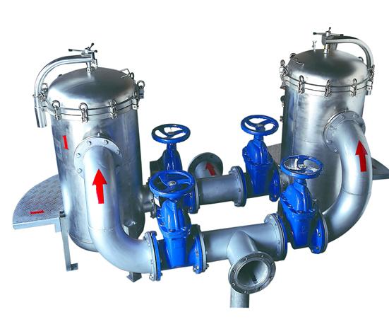 并聯切換氣體過濾器