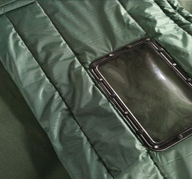 防水帆布門簾
