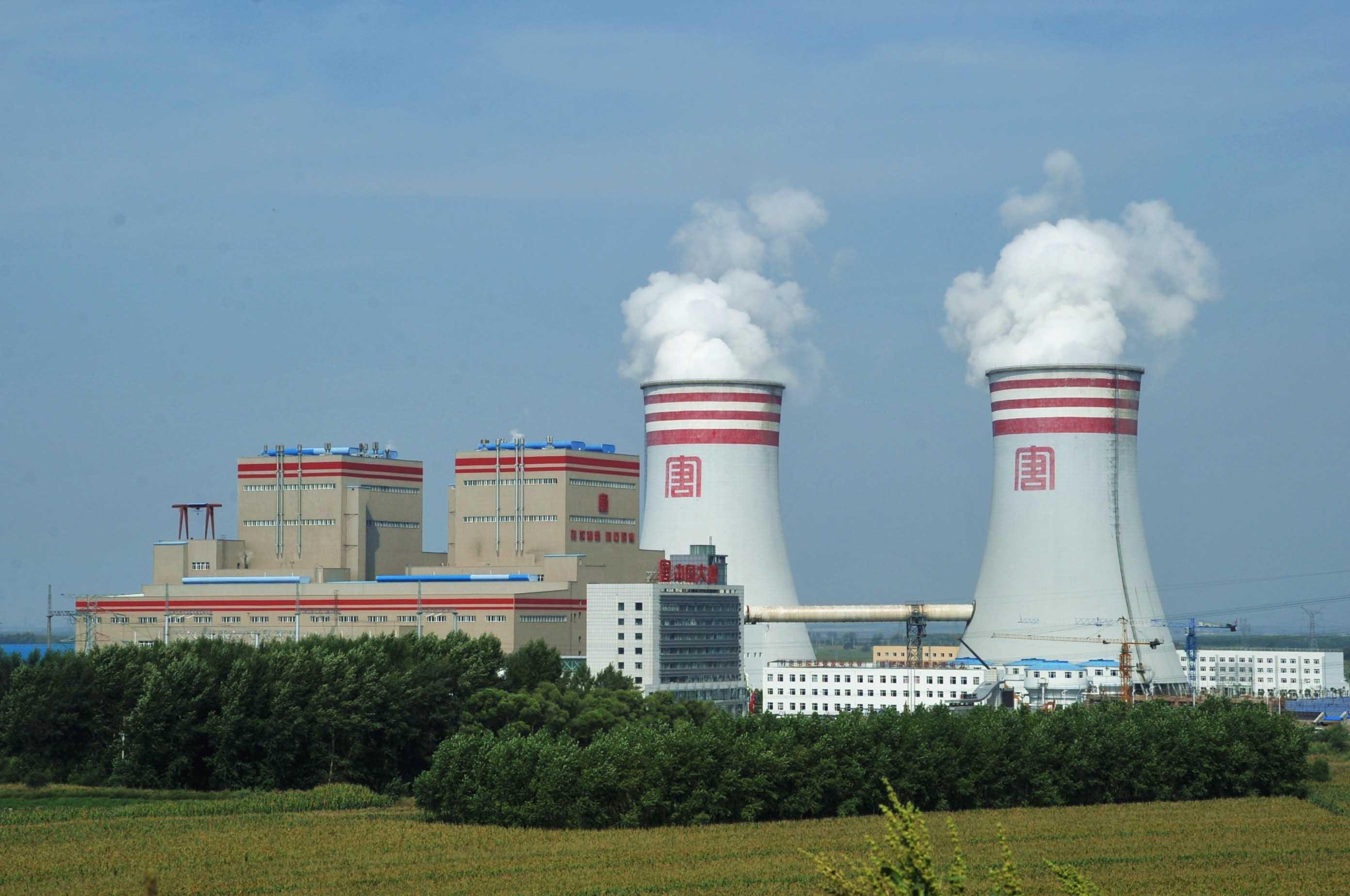 大唐电厂-管道、设备保温工程