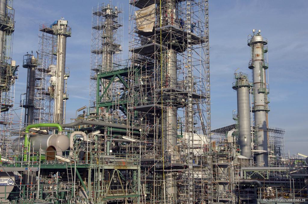 甘肃化工厂-管道设备保温工程