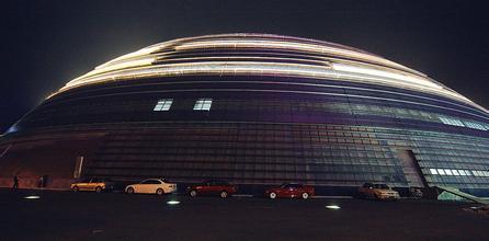 杭州大剧院-中央空调保温工程