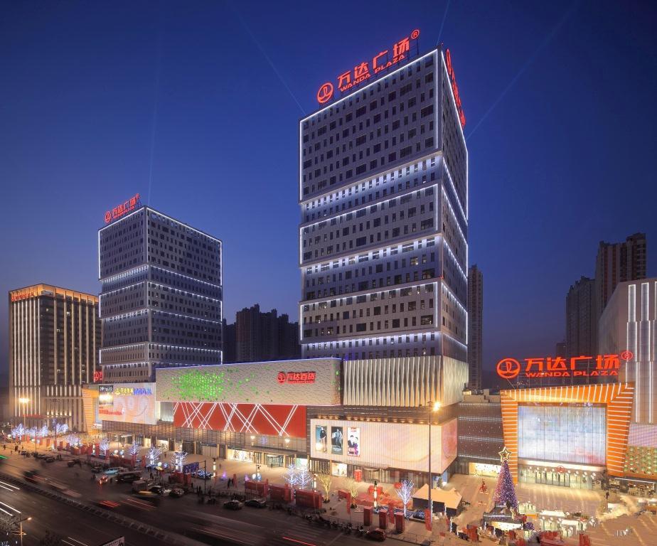 丹东万达广场