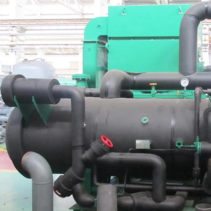空调机组B1橡塑保温