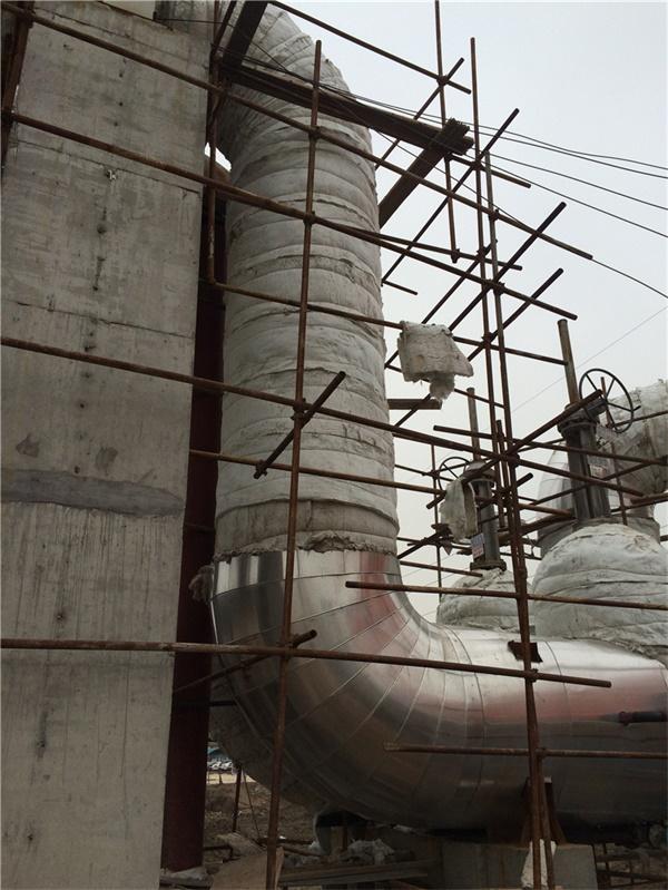 外护铝板硅酸铝保温
