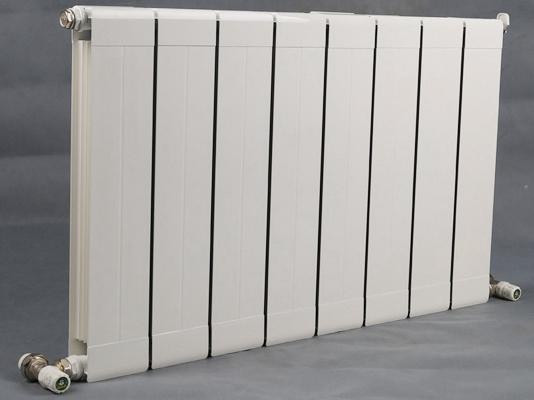 60銅鋁復合散熱器