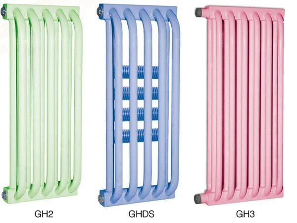 鋼制弧管散熱器