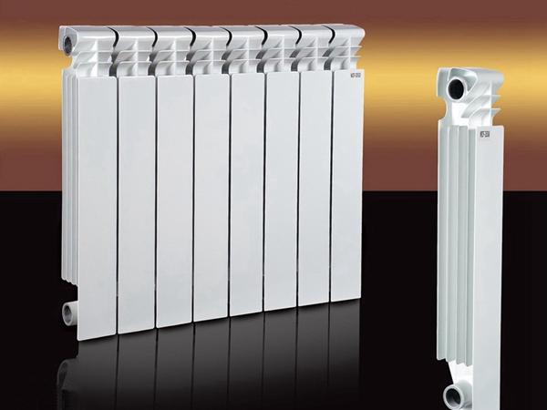 壓鑄鋁雙金屬散熱器