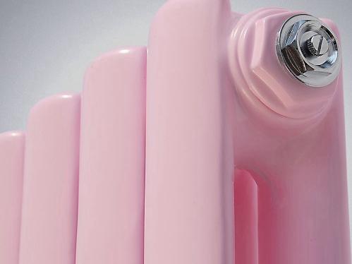 柱型散熱器方便清洗 解決板式暖氣難清潔之憂