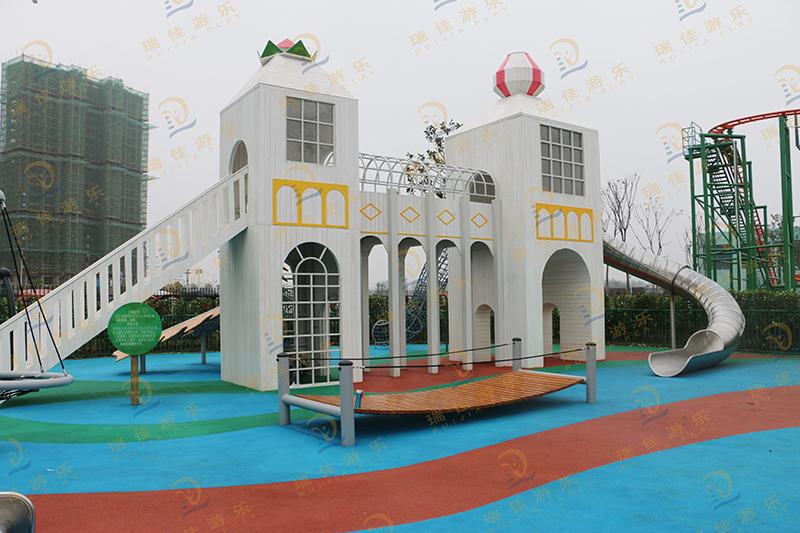 安徽临泉童话主题案例