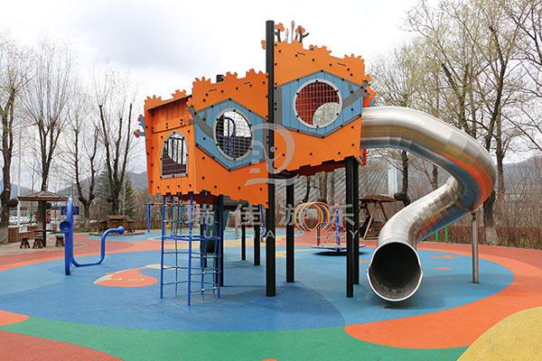 吉林通化枫趣儿童乐园案例