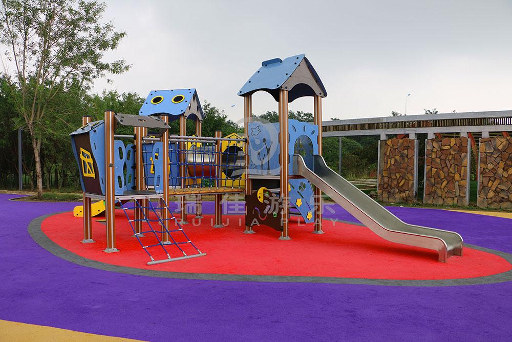 天津滨海新区公园项目