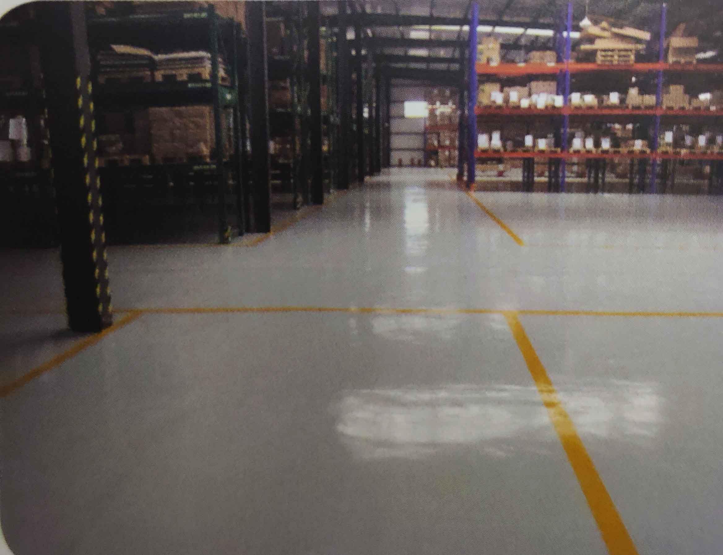 水性环氧树脂地坪涂料