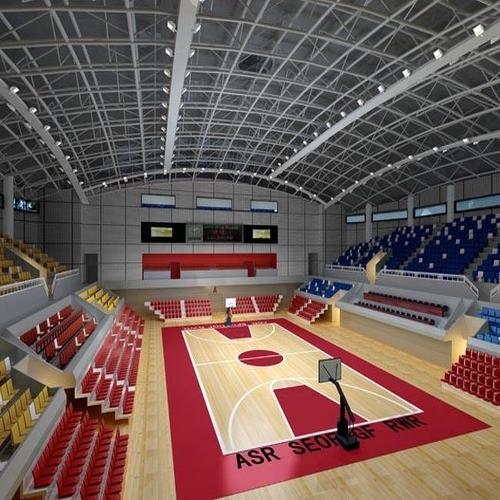 湖南长沙室内篮球馆馆