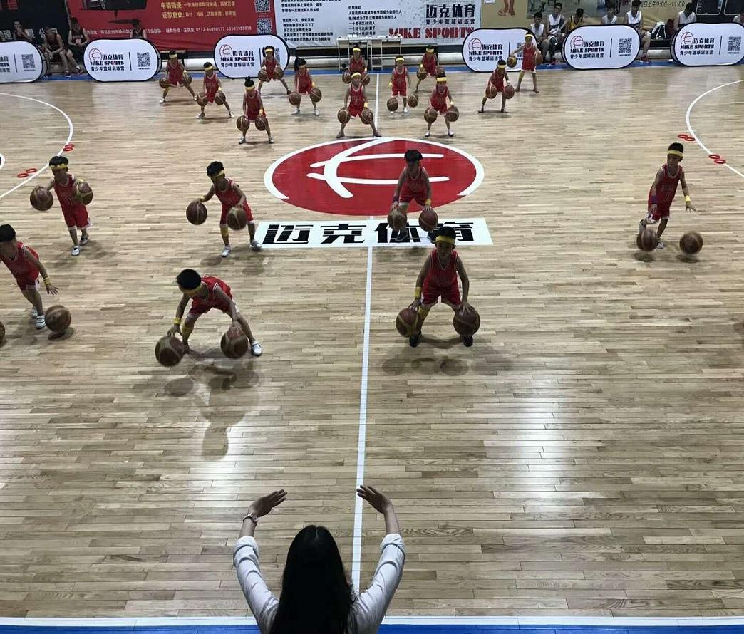 籃球木地板