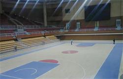 體育場木地板