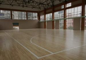 运动木地板多少钱一平米