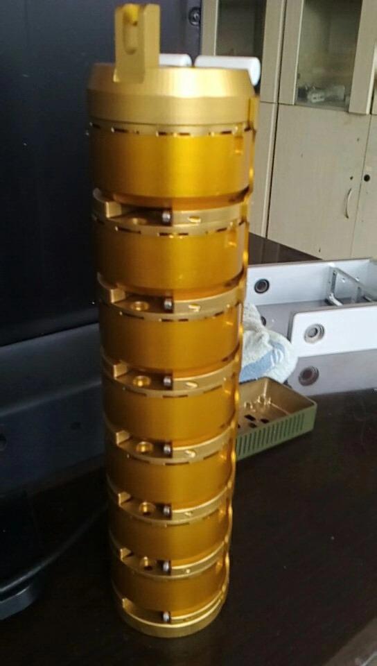 機加工生物儀器殼體