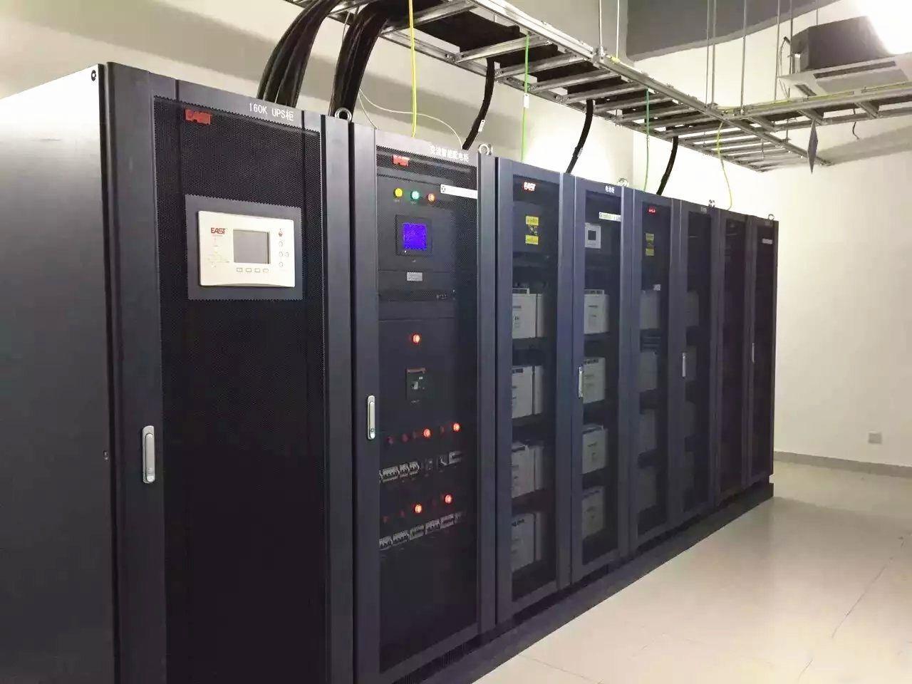 UPS电源主机不接电池组可以正常工作吗?