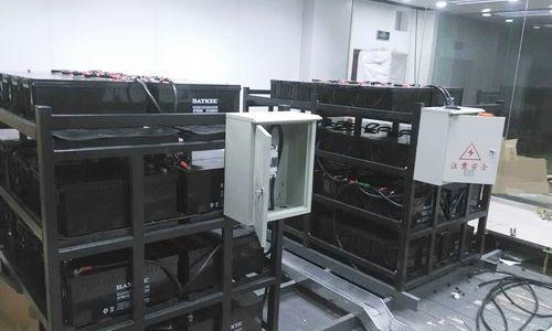 UPS电源安装事项及问题总结
