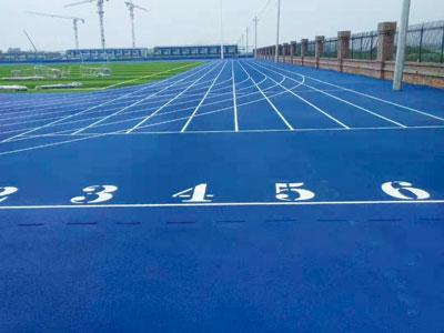 河北工程大学新校区体育场