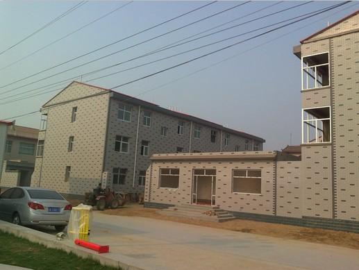 石家莊晉州市新農村改造項目